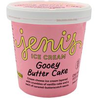 Jenis Ice Cream Ice Cream, Gooey Butter Cake