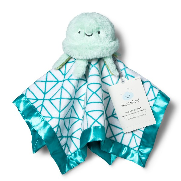 Security Blanket - Cloud Island™ Jelly Fish
