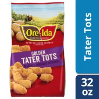Ore-Ida Golden TATER TOTS, 32 oz Bag