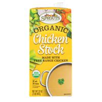 Sprouts Organic Chicken Stock