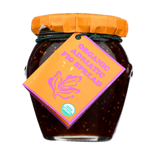 Dalmatia import group, inc. Organic Fig Spread, 8.5 oz