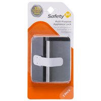 Safety 1st Multi-Purpose Appliance Lock (2pk), White