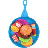 Spark. Create. Imagine. Cooking Pan with Food Playset Multiple Styles