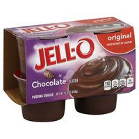 Jell-O Ready to Eat Chocolate Pudding Cups