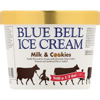 Blue Bell Ice Cream The Original Homemade Vanilla Flavor