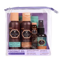 Hask Coconut 5pc Gift Set W/ Lv-in