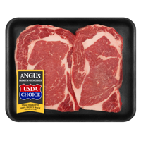 Beef Choice Angus Ribeye Steak, 1.5 - 2.6 lb