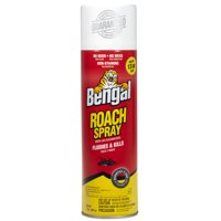 Bengal Roach Spray, Pest Control Insect Killer Spray and Roach Treatment, 13 Oz. Dry Aerosol Can
