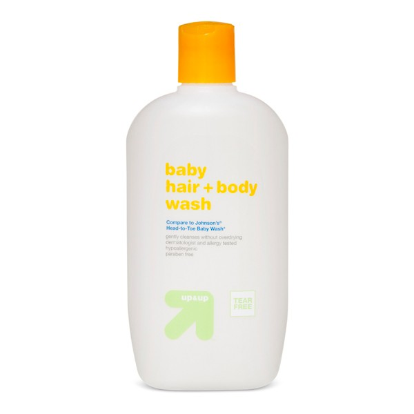 Hair and Body Baby Wash - 15oz - Up&Up™