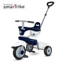 smarTrike Lollipop, 3-in-1 Toddler Tricycle 15M+ - Blue / White