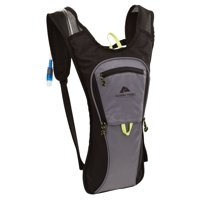 Ozark Trail Pearson Creek Hydration Pack Backpack with 2-Liter Hydration Reservoir, Black
