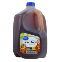 Great Value Sweet Brewed Iced Tea, 128 fl oz