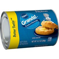 Pillsbury Grands! Southern Homestyle Butter Tastin' Biscuits
