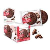 Lenny & Larry's, The Complete Cookie, DOUBLE CHOCOLATE, 16g Protein, 4ct