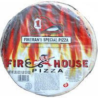 Firehouse Fireman's Special Pizza