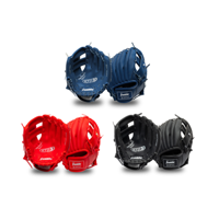 "Franklin Sports Performance Teeball Glove - 8.5"" - Colors May Vary - Red, Black, Navy"