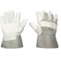 Hyper Tough Men's Large Goatskin Gloves