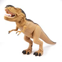 Adventure Force 10.24 inches Mighty Megasaur T-Rex, Brown