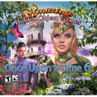 Once Upon A Time 6 Amazing Hidden Object Games (PC DVD)