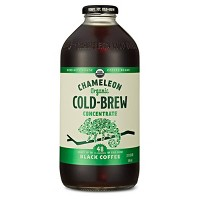Chameleon Cold Brew Black Coffee Concentrate - 1qt