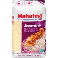 Mahatma Jasmine Long Grain Thai Fragrant Rice