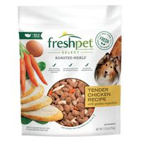 Freshpet Select Roasted Meals Tender Chicken Recipe With Garden Vegetables