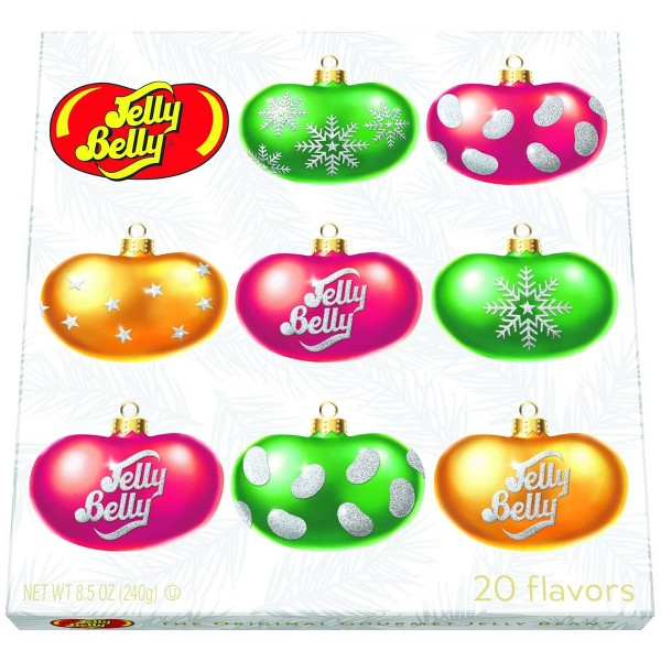 Jelly Belly Holiday 20 Flavor Gift Box - 8.5oz