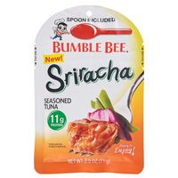 Bumble Bee Seasoned Tuna Sriracha