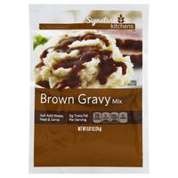 Signature Gravy Mix, Brown