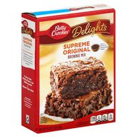 Betty Crocker Brownie Mix, Supreme Original