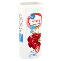 Great Value Sugar-Free Cherry Drink Mix, 1.9 Oz., 6 Count