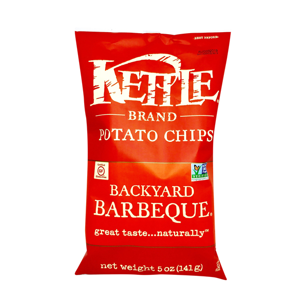 Kettle foods Kettle Brand Backyard Barbeque Potato Chips, 5 oz