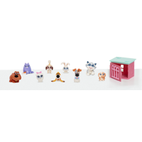 Secret Life of Pets 2 Collectible Mini Figure in Apartment