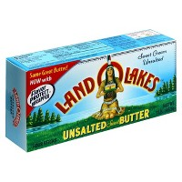 Land O Lakes Unsalted Sweet Cream Butter - 1lb