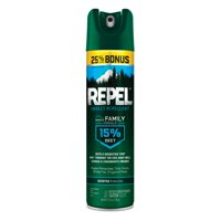 Repel Insect Repellent Scented Family Formula 15% DEET, 8.125-oz