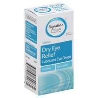 Signature Eye Drops, Dry Eye Relief
