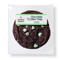 Chocolate Mint Chip Cookie - Archer Farms™