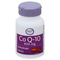 Signature Home Co Q-10 Dietary Supplement