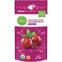 Simple Truth Organic Premium Sweetened Dried Cranberries