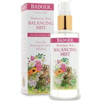 Badger Damascus Rose Balancing Mist - 4 fl oz