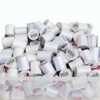 Allary Polyester All Purpose White Thread, 200 Yd.