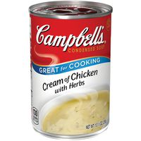Campbell's® Cream of Chicken with Herbs Soup