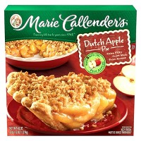 Marie Callender's Dutch Apple Frozen Pie - 45oz