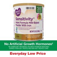Parent's Choice Hmo & Non-Gmo Sensitivity® Infant Formula, 12 oz