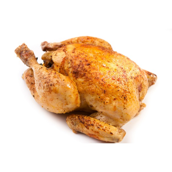 Sc Hot Traditional Whole Roasted Chicken