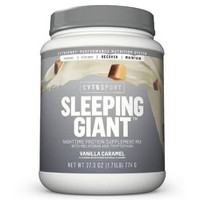 Cytosport Sleeping Giant Protein Powder - Vanilla Caramel - 27.3oz