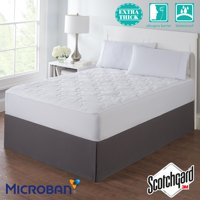 Mainstays Extra Thick Waterproof Mattress Pad