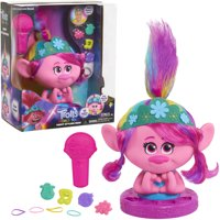 Trolls World Tour Poppy Styling Head, Ages 3+