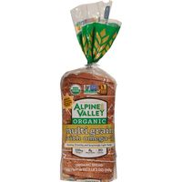 Alpine Valley Organic Multi Grain Bread, 2 x 24 oz