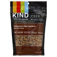 Kind Granola, Cinnamon Oat, with Flax Seeds
